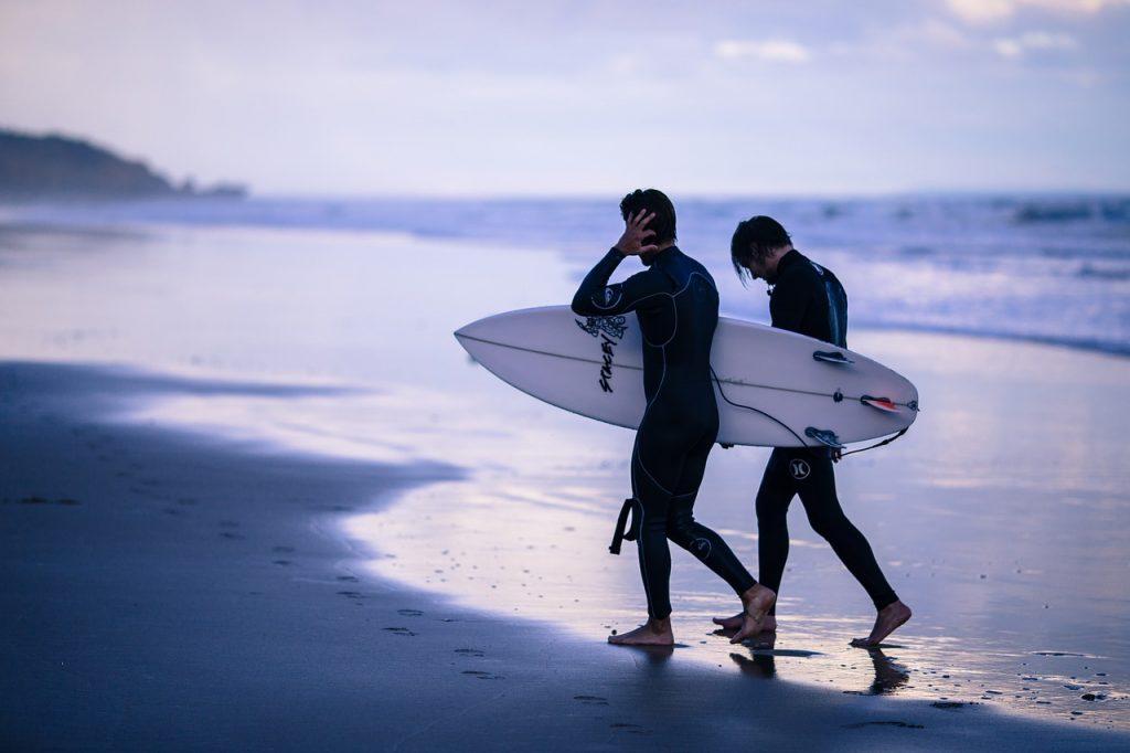 beach, beach sports, blur