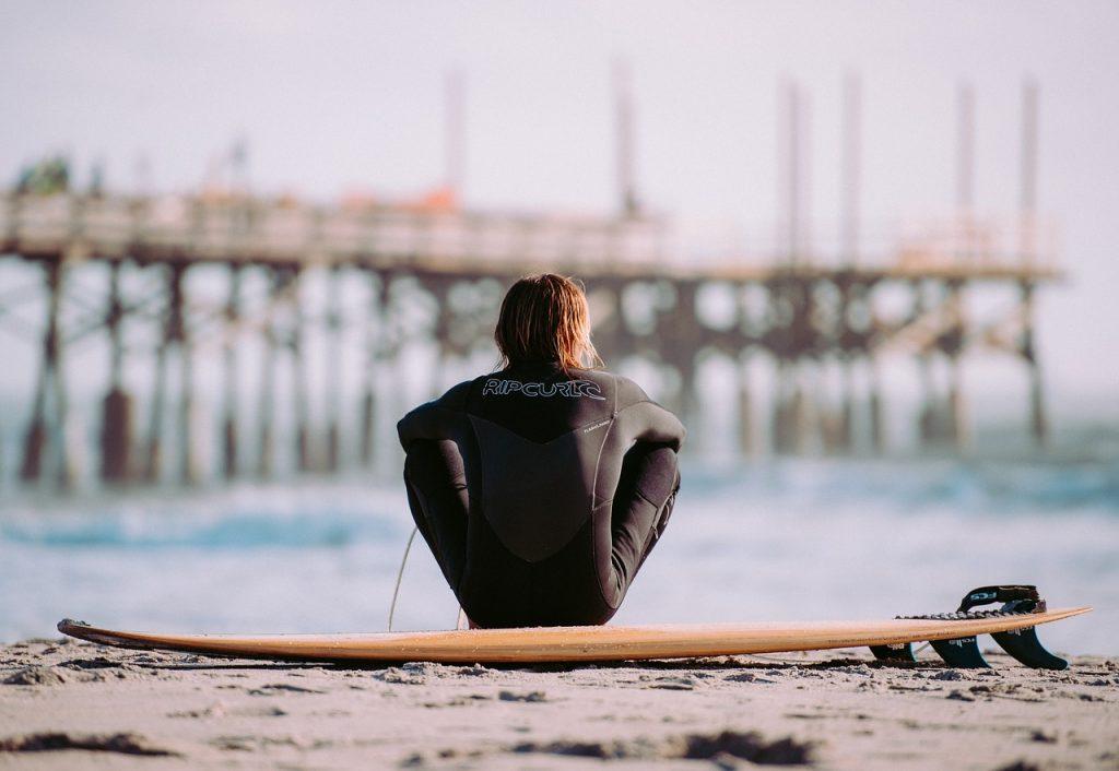 surfer, man, guy